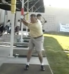 Gary S Anthony added 12 mph of club head speed to his driver using swing speed training
